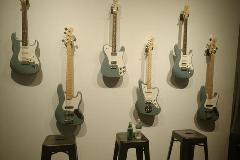 My First Fender Preview Event Was Rockin' Hard!