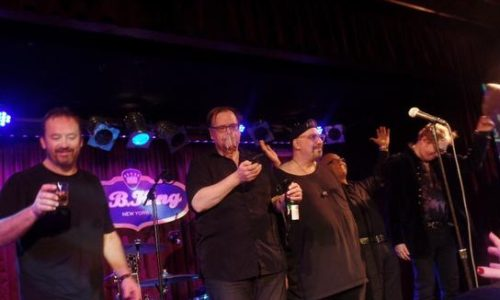 "Dateline January 2017: The Smithereens At BB King's Times Square–This Is A ""Don't Miss"" Legendary Annual Show !"