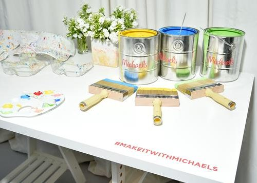The Family That Crafts Together, Stays Together! A Look At The New Crafting Paints By Martha Stewart For Michael's!