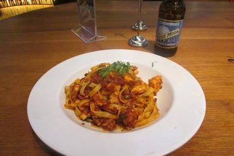 Barilla Restaurant: Drop Dead Gorgeous (And Authentic) Italian Food At Drop Dead Prices