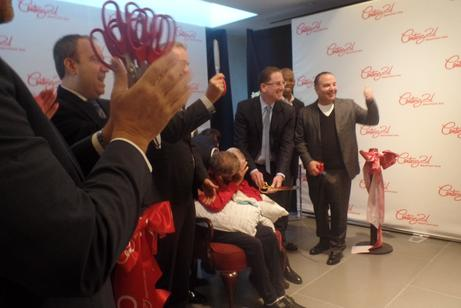 The New Century 21's At Albee Square In Downtown Brooklyn: We Went To The Ribbon Cutting And Shed Some Tears!