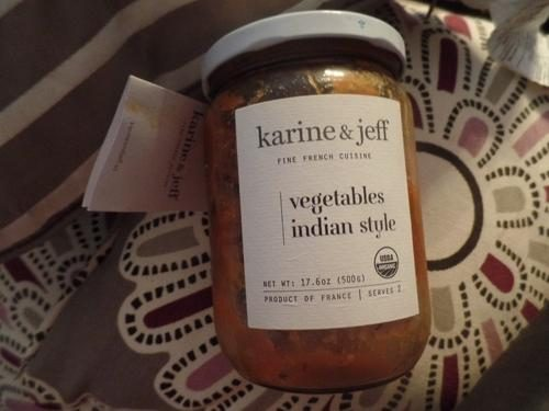Karine & Jeff: The Best Organic French Cuisine For When You're In A Hurry!