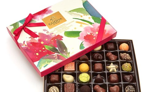 "Godiva's Still The ""Go-To"" Chocolate For Easter!"