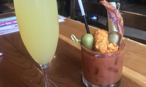 Hooters' Summer Brunch: More Than Just World-Famous Wings!
